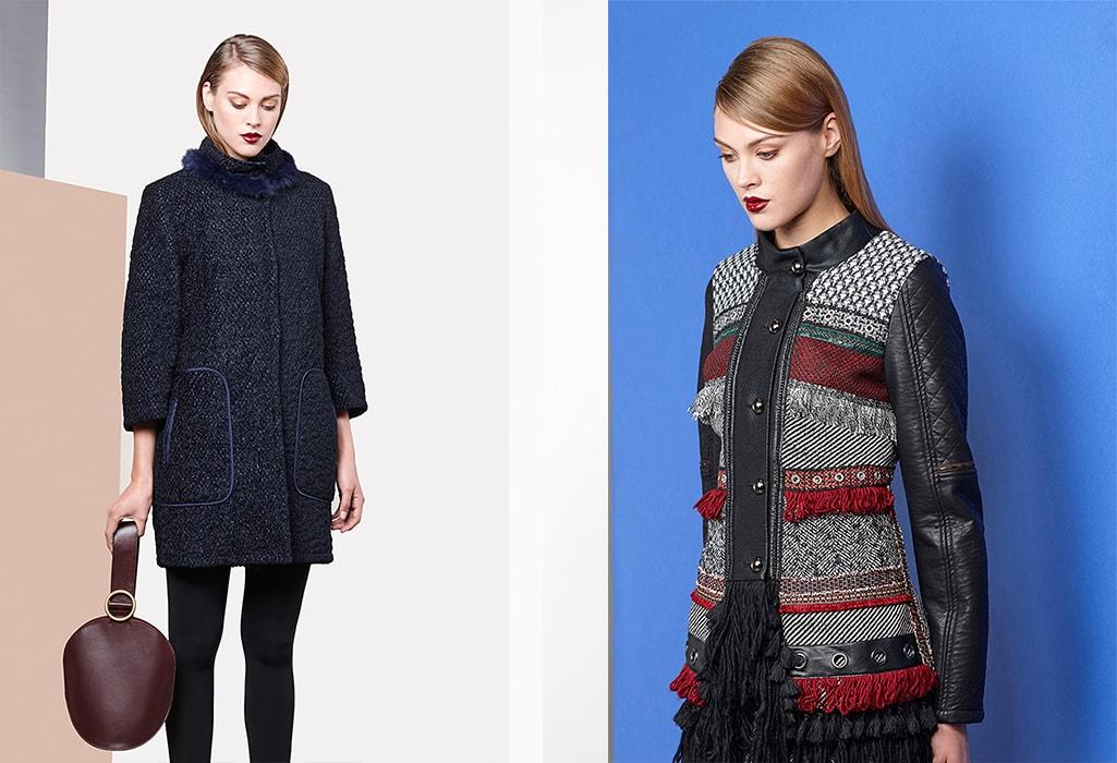 mercedes de miguel chaquetas Otoño Invierno 16